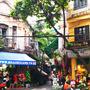 ベトナム なぜだか懐かしくてまた行きたくなるハノイの街。・・・ハノイは人混みとお店や物...