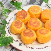 【レシピ】発酵なし!フライパンで作る野菜ジュースdeチーズパン