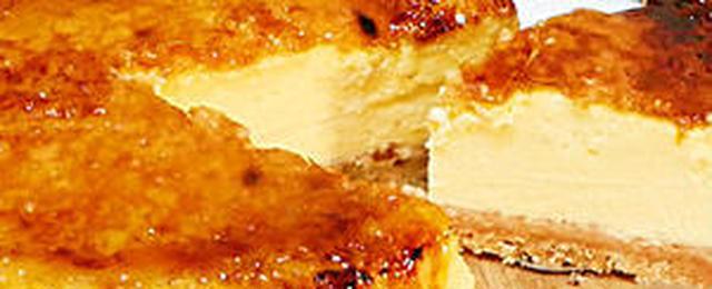 しっとりパリパリのコラボにやみつき♪「ブリュレケーキ」のおすすめレシピ