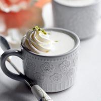 ホワイトチョコレートムース♥【#時短 #簡単 #おやつ】クリスマス