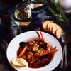 ブイヤベース風魚介のトマト煮込みスープ