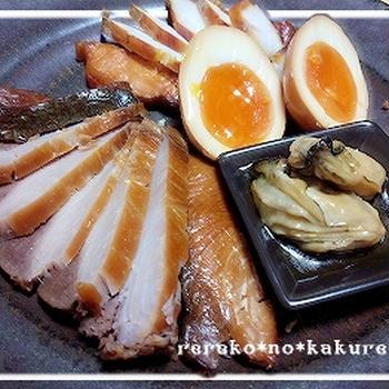 【釣魚料理】燻すぜ!ワラサ!!(ワラサの燻製)