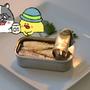 ローカボ調査日誌(29) 筋トレサバ缶☆花粉症最強コンビ!