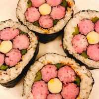 お料理教室「Ensoleille」おもてなしクラス3月は飾り巻き寿司♪