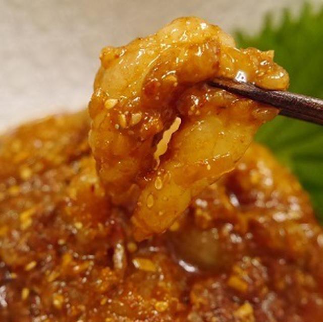 ★ 海老キムチ&パクチー鶏唐