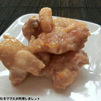 簡単★鶏もも肉のレモンマヨ炒め