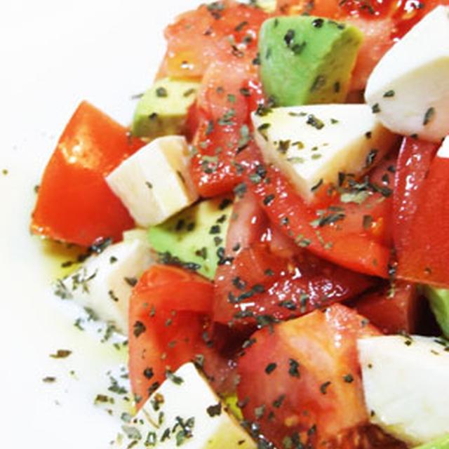 『親ばかトマト』でコロコロ食べやすい『カプレーゼ』♪