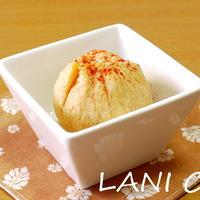 里芋と生カマンベールチーズ茶巾絞り