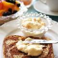 シロップ煮金柑クリーム&パンに合う金柑クリーム&ゼブラ角食