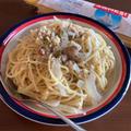 ニシンのオイルパスタ。南極料理人「やみつきニシン」【北海道を旅するグルメ】