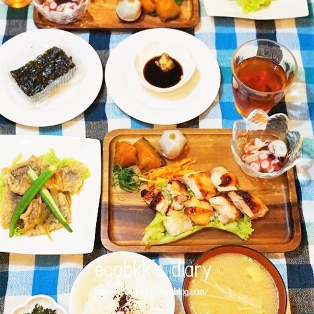 おうち夜ご飯とバンコクで今週開催予定のタイの伝統行事について/My Homemade Japanese Dinner