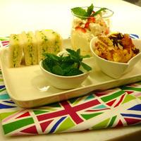 8月27日「いっちゃんのおしゃれで美味しいイギリスの家庭料理」