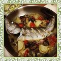 おもてなし料理にオススメ!スズキのアクアパッツァ(レシピ付)
