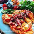 低糖質ミートピザ!鶏むね肉のトマトピザ(動画有)