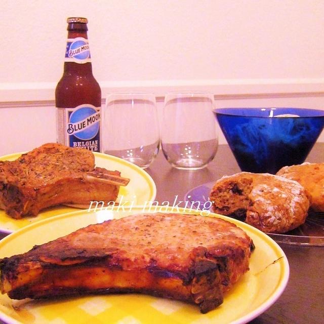 2種類のスペアリブを同時に♡グリルと煮込み料理