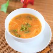 超ヘルシー!トムヤムベジ麺スープ風