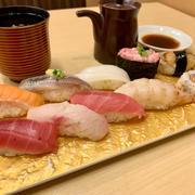 寿司ランチ♡