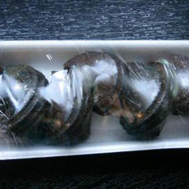 さざえ焼き2種&ちゃんちゃん焼き風鮭の味噌焼き