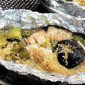 【レシピ】旬の食材で【鮭のチャンチャン焼き風味噌マヨホイル焼き】 by ☆s4☆さん