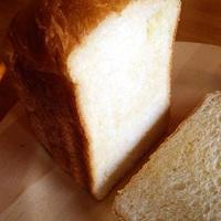 ホエイ(乳清)食パン