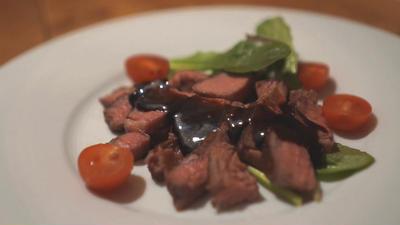 【ローストビーフのごちそうサラダ】レシピ動画