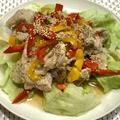 幸水(梨)のすりおろしを使った豚肉の生姜焼き(福島県産幸水レシピ)