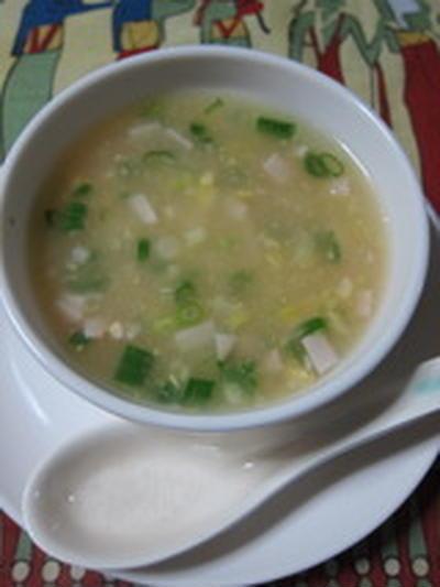 「玉米湯~ユイミタン~」