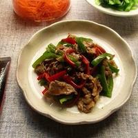 『李錦記 炒醤(チャオジャン)うま辛黒胡椒味/海鮮うま塩味』を使えば簡単に本格中華のお味が作れて美味しいね♪