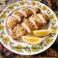 チキンカツのサワークリームオニオン風味のレシピ