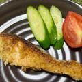 サーモンの香草パン粉焼き☆夏に食べたい世界のスパイスごはん
