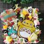 祝1歳☆となりのトトロのバースデーケーキ