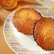 昔懐かし素朴な味わい♡はちみつバターカップケーキ