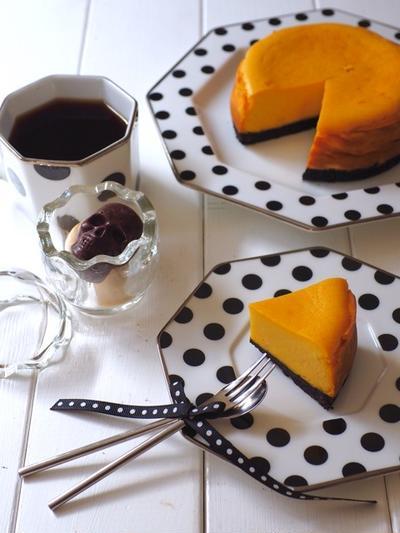 Googl Home活用と、オレonパンプキンチーズケーキ