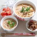 【動画あり】ワンボウル電子レンジクッキング「たんたんうどん」と豆腐料理