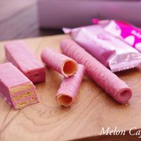 ルビーチョコレートのバレンタイン菓子、試しに食べてみました!☆ローゼンハイム2種