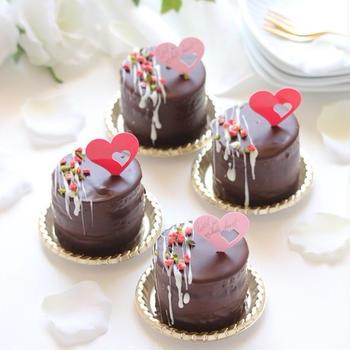 プティチョコケーキ ~プティガトースタイルで