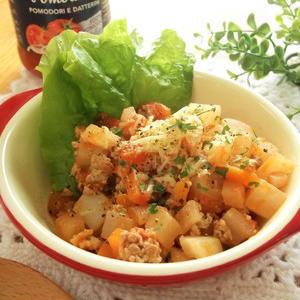 オシャレに食欲そそる一口サイズ!「コロコロ野菜」で作る簡単おかず