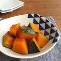 簡単和総菜☆はちみつでしっとり♪かぼちゃ煮