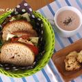 チリパウダーでつくる、ぎゅっと栄養いっぱいサンドイッチ☆スパイスでお料理上手vol.28&スパイス大使