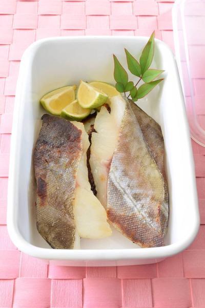 タラの西京焼き 作り置きレシピ 深い味わいの焼き魚です♪