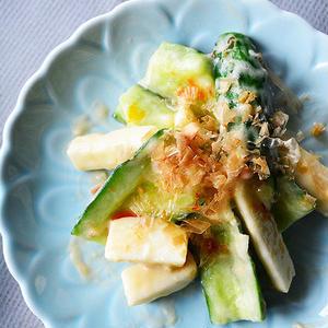 5分で完成♪シャキシャキ食感を楽しむ「長芋」レシピ