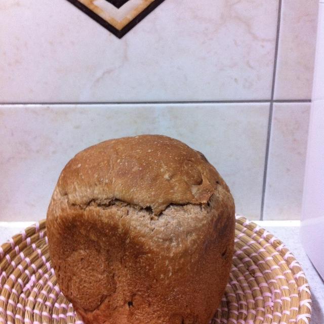 ココア風味の食パン