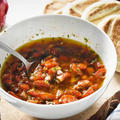 ぺブレ(パクチーとトマトと玉ねぎのチリのソース)