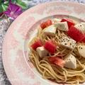 トマトとモッツアレラチーズの冷製パスタ|キャストの発表 by かずやさん