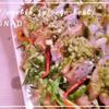 タイ風カルパッチョサラダ
