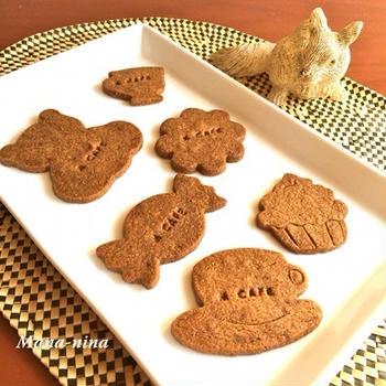 クッキー型いろいろ★