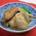 ツヤツヤてりてり!手羽先と里芋の煮物 by まみさん
