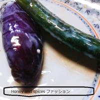 カスピ海ヨーグルト夏野菜漬け