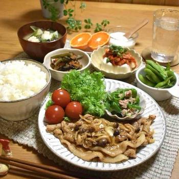 【レシピ】マスタード生姜焼き✳︎漬け焼き✳︎簡単✳︎ご飯のおかず✳︎お弁当