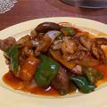 簡単に作った方が美味しい、 美味しい酢豚